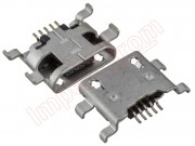 connector-of-accesories-charge-and-data-micro-usb-sony-xperia-e-e-dual-c1605-c1604-c1504-c1505