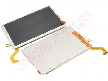 Pantalla Display Nintendo 3DS XL Superior remanufacturada