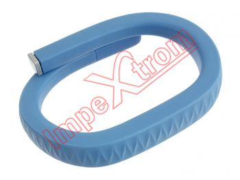 Quantifying Jawbone UP bracelet model in blue size S