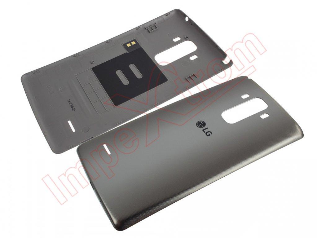 8ac902ecce1 Carcasa trasera gris titán con antena NFC LG G4 Stylus, H635