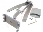 universal-adjustable-suspensible-desktop-phone-tablet-stand-silver
