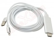 cable-adaptador-ot-7522c-con-conectores-lightning-usb-y-hdmi-dispositivos-para-iphone-y-ipad-blanco-y-plateado