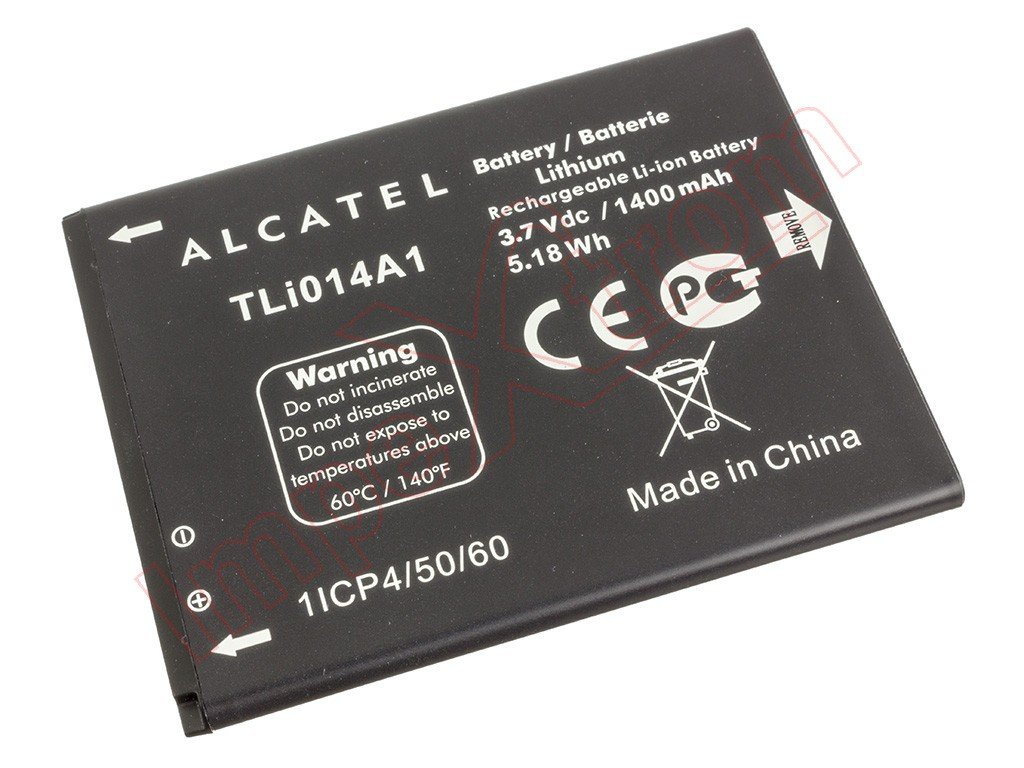 Bater U00eda Tli014a1 Alcatel One Touch 4010d  4030d  5020d