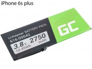green-cell-battery-for-apple-phone-6s-plus-5-inches-2750mah-3-8v-10-45-wh-li-ion