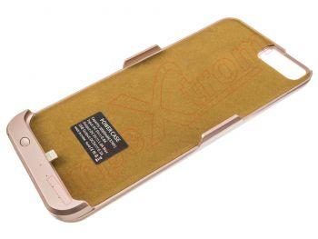 512fe0a337d Batería externa 10000 mAh con funda Apple para iPhone 6 Plus / para iPhone  6S Plus / para ...