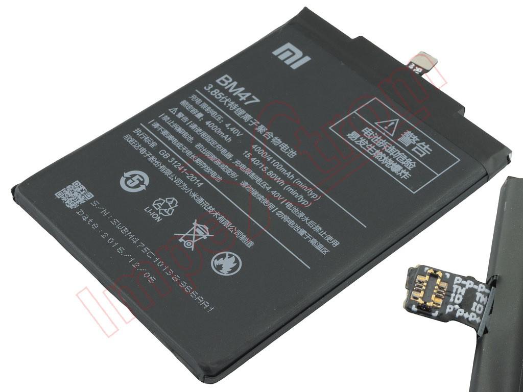 Bater U00eda Bm47 Para Xiaomi Redmi 3  Para Xiaomi Redmi 4x
