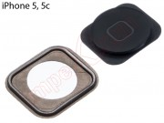 button-of-menu-home-iphone-5-5c-black