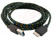 cable-de-datos-micro-usb-3-0-de-nylon