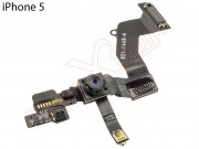 camera-frontal-with-flex-microphone-and-sensor-of-proximidad-apple-phone-5