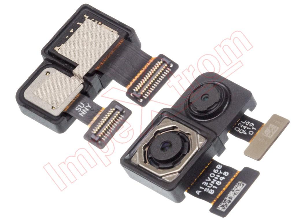 Rear camera 13Mpx/2Mpx for Sony Xperia L3,I4312