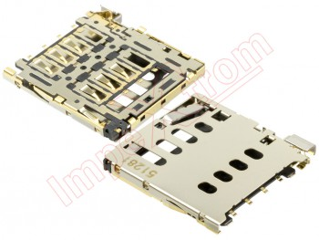 SIM card reader connector for Oneplus One