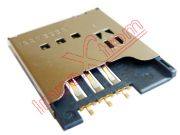 connector-lector-card-sim-sony-xperia-neo-l-mt25