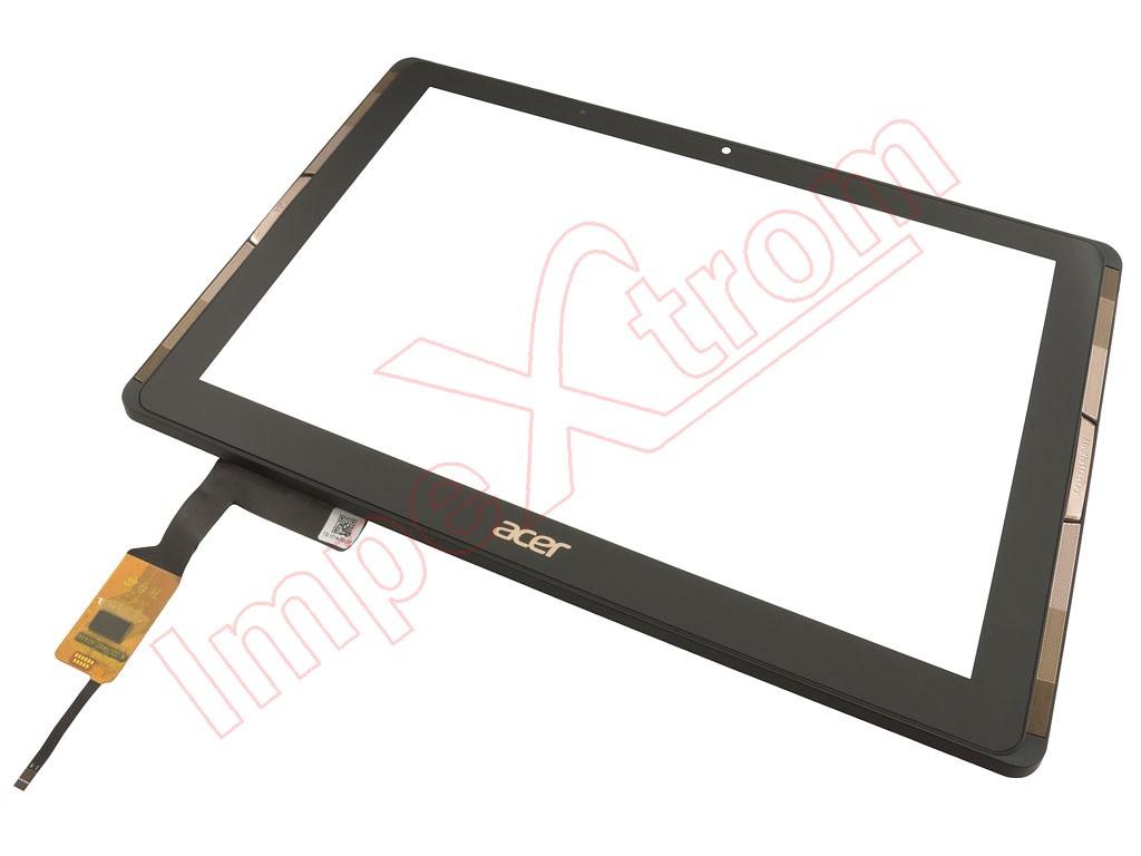 Pantalla táctil digitalizadora con marco negra para Tablet Acer ...