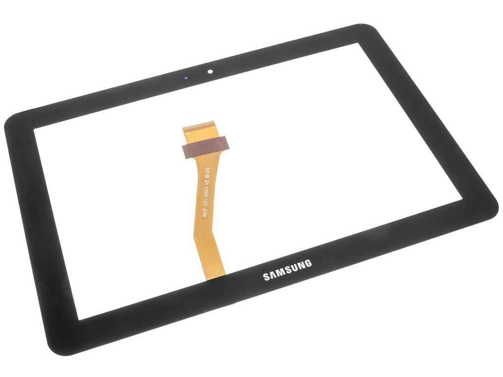 Pantalla táctil para Samsung Galaxy Tab 10 1 3G P7500, P7510 negra