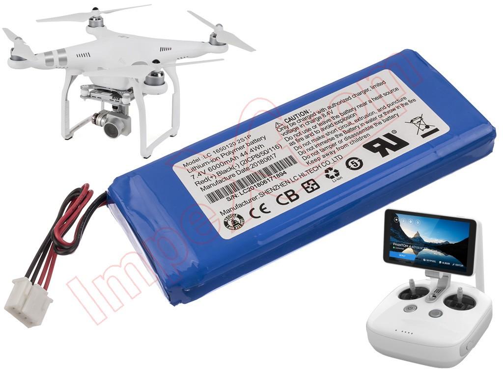 dji phantom 4 battery manual