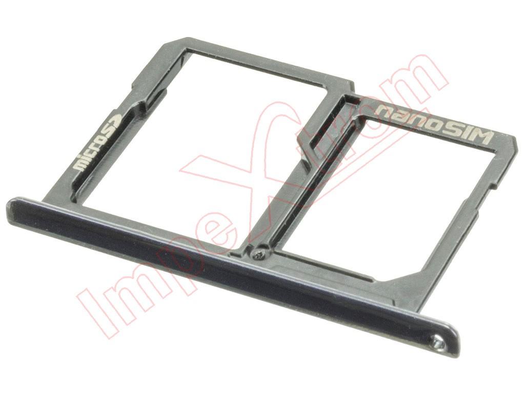 Black SIM tray for LG X Power, K220