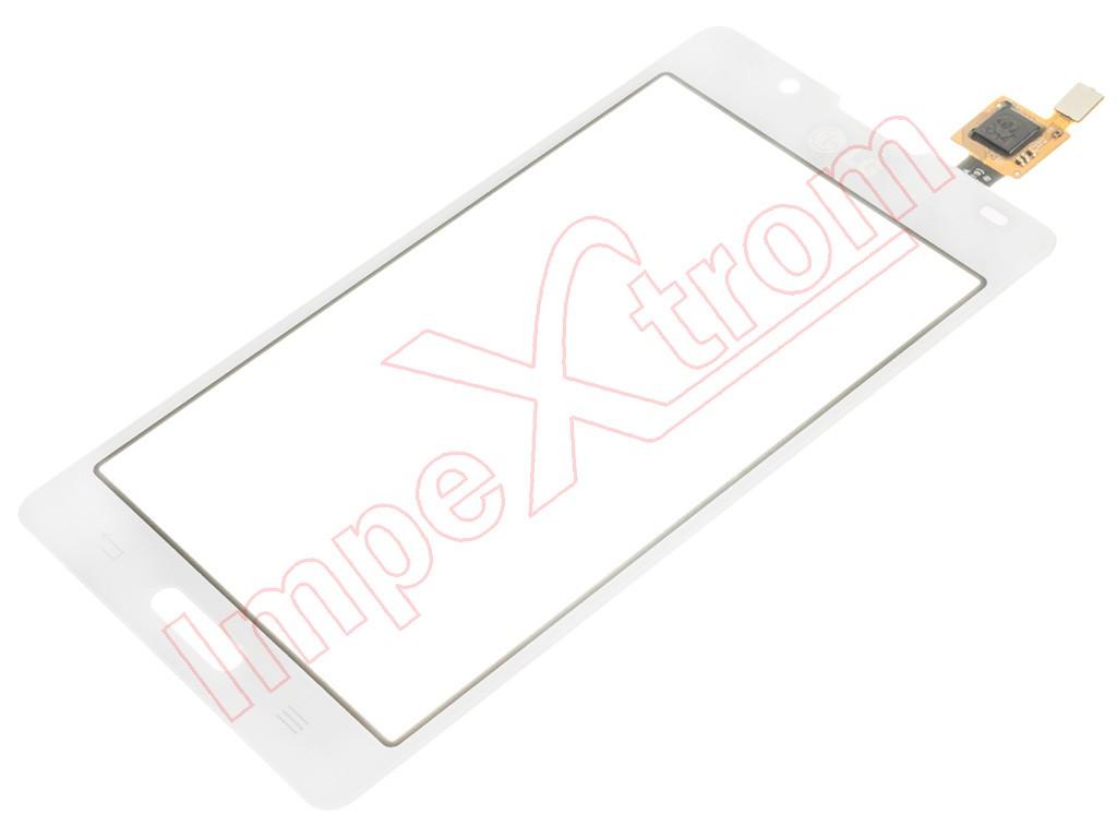 Pantalla táctil LG Optimus L7 2, P710 blanca