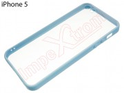 blue-and-transparent-rigid-tpu-case-for-apple-phone-5-5s-se