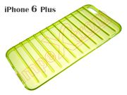 tpu-green-stripes-relief-for-apple-phone-6-plus