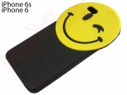 black-and-yellow-case-with-smile-design-for-apple-phone-6
