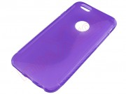 transparent-purple-lilac-tpu-case-for-iphone-6-6s