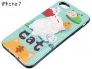 green-tpu-case-with-3d-squeeze-cat-for-phone-7