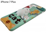 green-tpu-case-with-3d-squeeze-cat-for-phone-7-plus