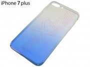g-case-transparent-and-blue-hard-case-for-apple-phone-7-plus-5-5-inches-in-blister