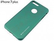 electric-green-goospery-tpu-case-with-hole-for-logo-for-apple-phone-7-plus-5-5-blister