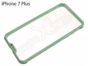 transparent-tpu-case-with-green-edge-for-apple-phone-7-plus-5-5-inches