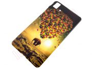 balloons-design-case-for-bq-aquaris-e5