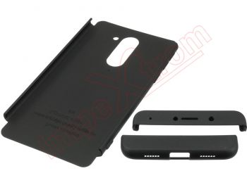 new products f86e7 425dc Black GKK 360 case for Huawei Honor 6X/Huawei GR5 2017