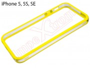 yellow-bumper-case-for-phone-5-5s-se