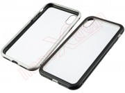 rigid-black-and-silver-case-for-iphone-x-xs