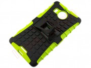 green-and-black-rigid-tpu-for-microsoft-n950-xl-with-support