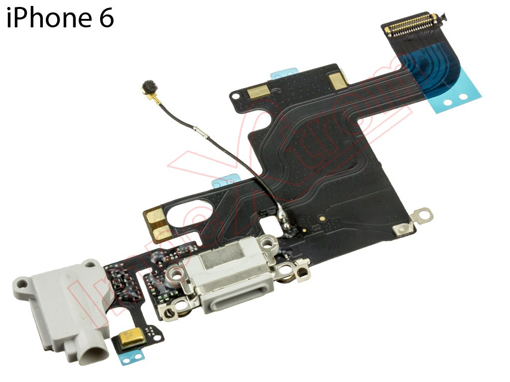 size 40 1af8b 4e504 Flex with connector of charge lightning, connector of audio and ...