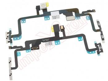 Flex De Botones Laterales Micr Fono Y Flash Para Iphone 7