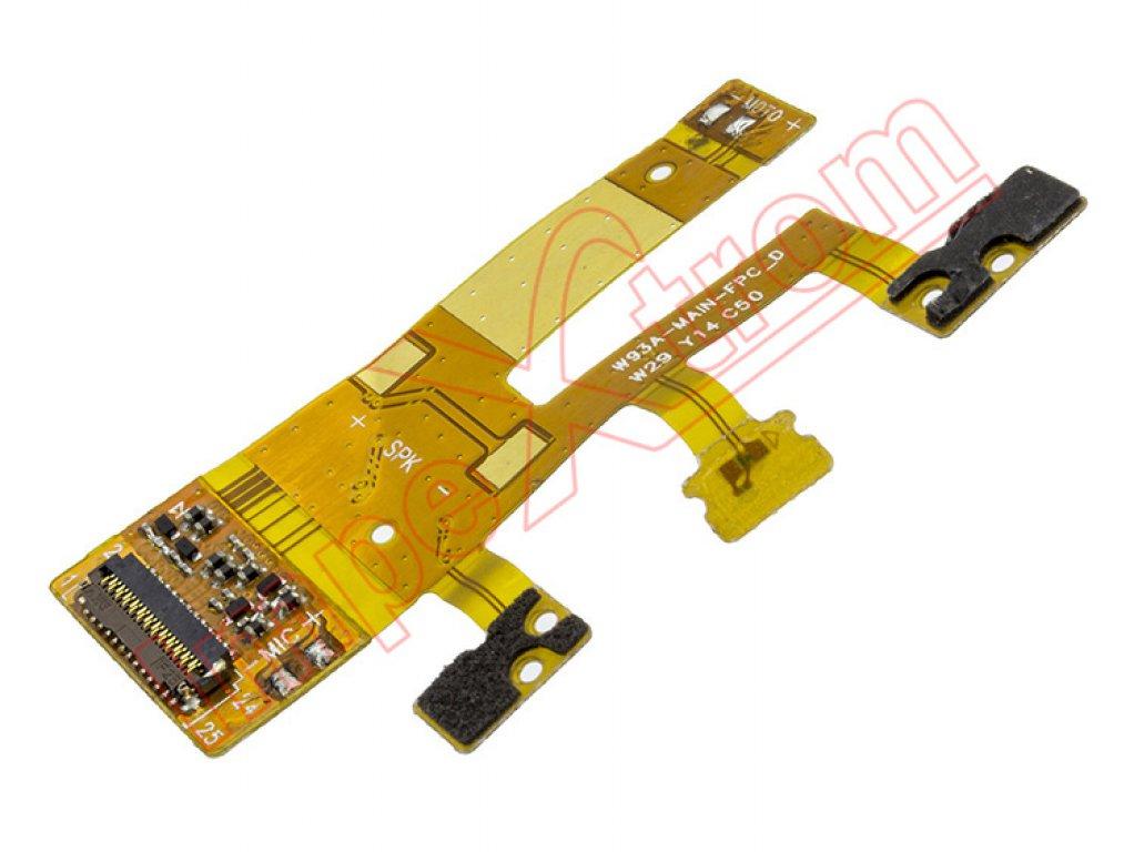 Circuito Flexible Ps4 : Circuíto flex de botones frontales hyundai eagle