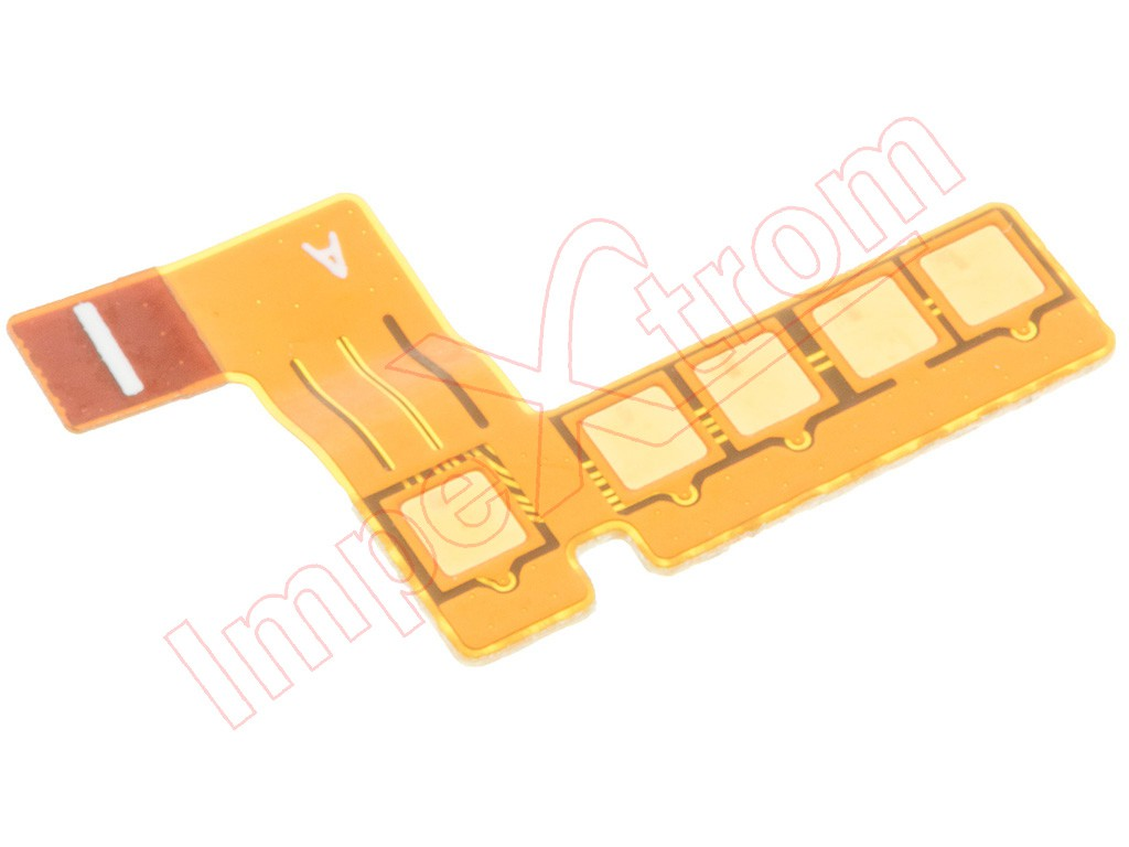 Audio jack connector contacts for Motorola Moto G4, XT1622