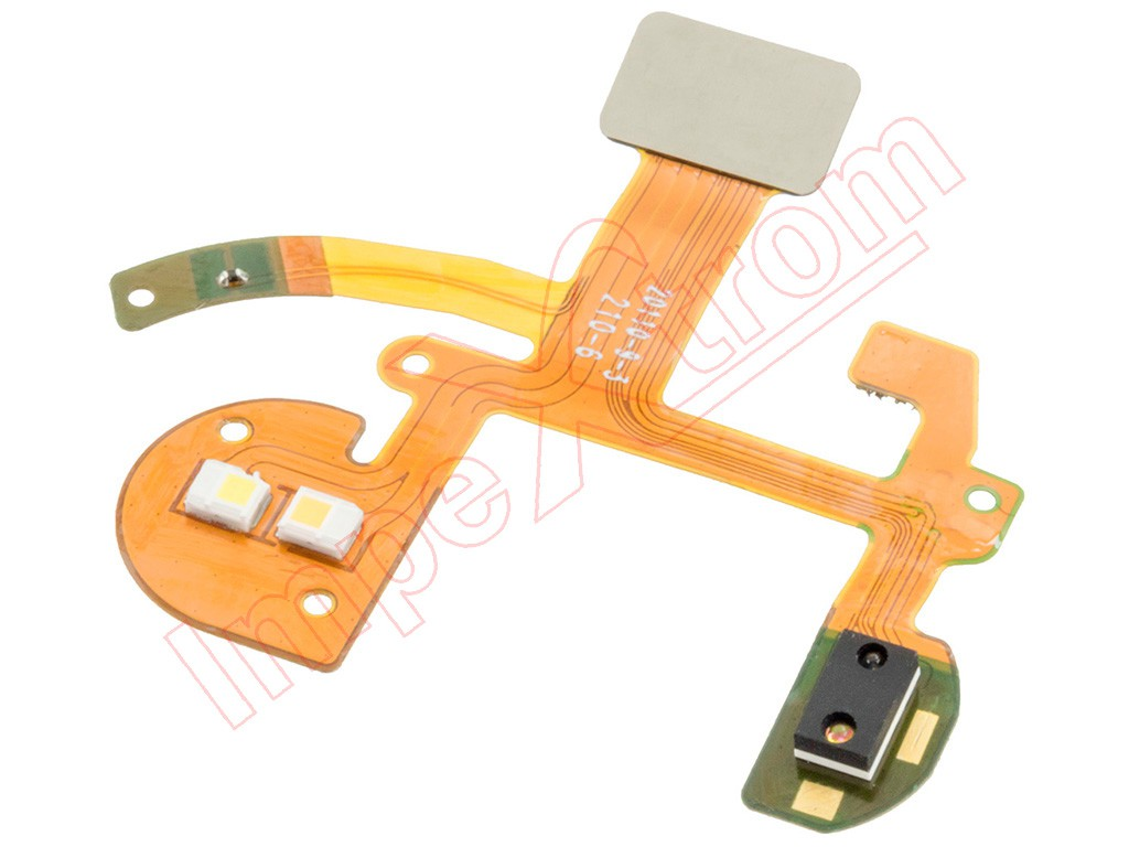 Proximity sensor and flash for Motorola Moto G4, XT1622