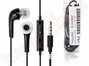 black-samsung-headset-hands-free-ehs64avfbec-for-samsung-devices-in-blister