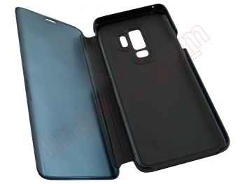 GH68-47370A Black mirror Clear View Cover for Samsung Galaxy