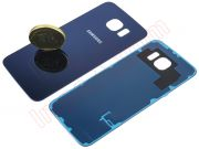 Black back cover for Samsung Galaxy S6, G920F