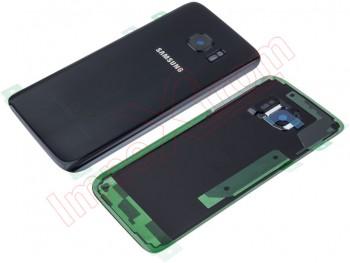 aec3b3f3bea Tapa de batería negra para Samsung Galaxy S7, G930F