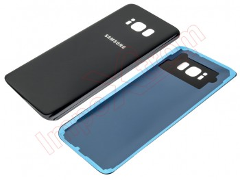 Black battery cover for Samsung Galaxy S8 Plus, G955F