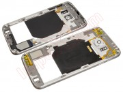 silver-central-housing-for-samsung-galaxy-s6-g920