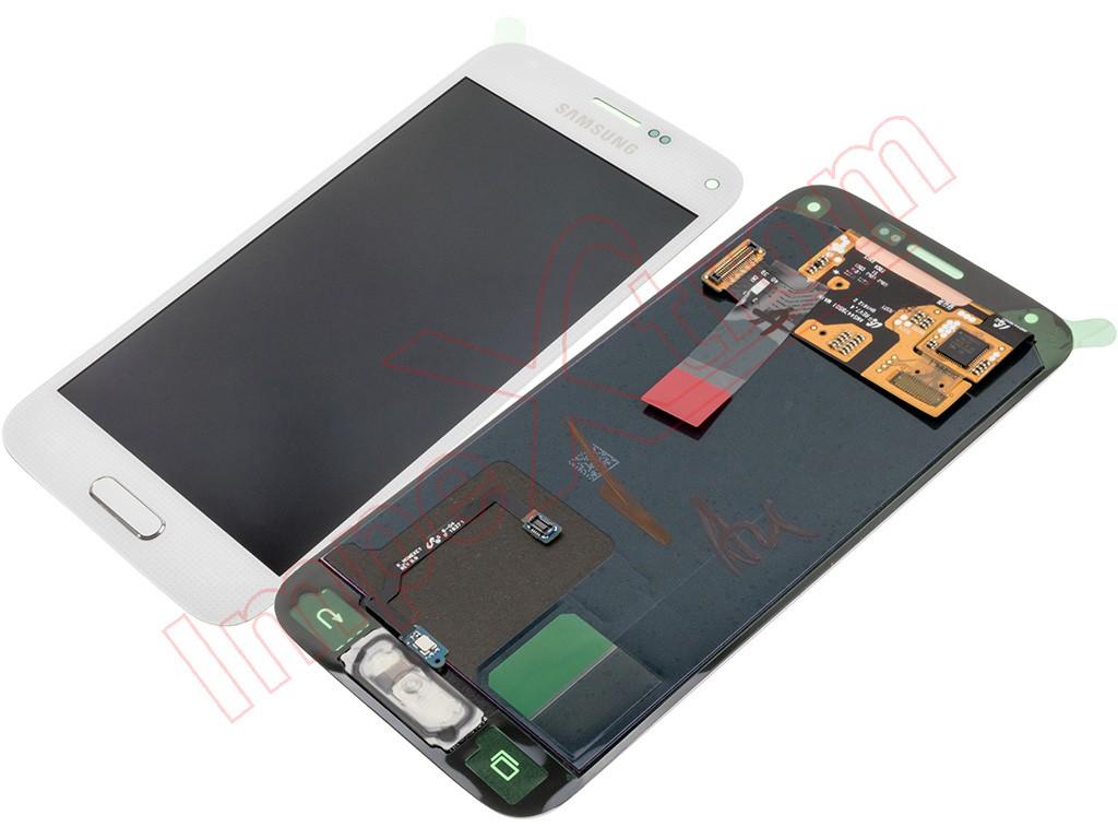 3846e443582 Pantalla para Samsung Galaxy S5 mini, G800F blanca
