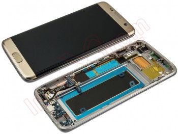 Full Screen Lcd Display Digitizer Touch Frame For