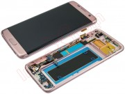 screen-lcd-display-touch-digitizer-gold-pink-with-frame-and-front-cover-for-samsung-galaxy-s7-sm-g935f