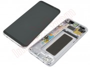 silvered-full-screen-lcd-display-touch-digitizer-with-frame-and-housing-for-samsung-galaxy-s8-plus-g955f
